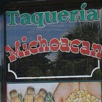 Photo taken at Taqueria Michoacana by Danny C. on 10/26/2013