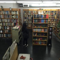 Photo taken at Logos Books & Records by Keith S. on 3/13/2015