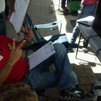 Photo taken at Colegio Salesiano Santa Julia by Carlos on 10/24/2012