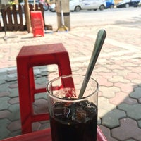 Photo taken at Tonkin Coffee by HoangP on 5/18/2014