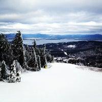 Photo taken at Gunstock Mountain Resort by Tyler M. on 12/19/2012
