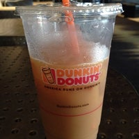Photo taken at Dunkin' Donuts by @irabrianmiller on 8/2/2014