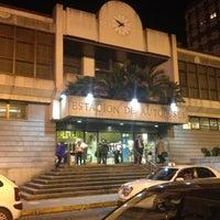 Photo taken at Estación de Autobuses de Santander by Juanjo C. on 11/2/2012