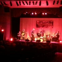 Photo taken at Don Gibson Theatre by Graham C. on 6/28/2015