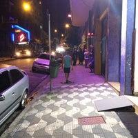 Photo taken at Rua Rego Freitas by Vinicius Y. on 2/14/2014