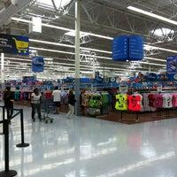 Photo taken at Walmart Supercenter by Salah on 3/13/2013