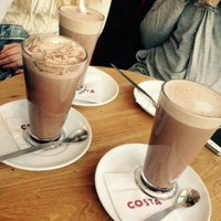 Photo taken at Costa Coffee by Elina K. on 12/6/2015