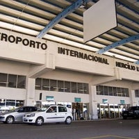 Photo taken at Aeroporto Internacional de Florianópolis / Hercílio Luz (FLN) by 'Maikel  on 10/6/2012
