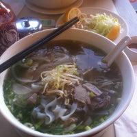 Photo taken at Saigon68 Vietnamese Cafe by Dorothy on 9/6/2015