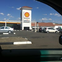 Photo taken at Shell by PJ on 12/30/2012