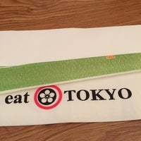 Photo taken at eat TOKYO by Nureen H. on 1/15/2016