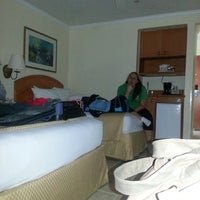 Photo taken at Comfort Suites by Amala on 11/1/2013