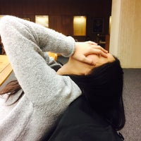 Photo taken at Lehman Social Sciences Library by Ah Young Y. on 12/11/2014