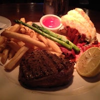 Photo taken at The Keg Steakhouse by Anthony P. on 11/11/2012