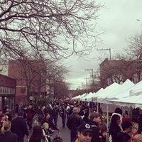 Photo taken at Ballard Farmer's Market by Joe S. on 4/21/2013