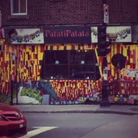 Photo taken at Patati Patata by Michelle R. on 12/7/2012