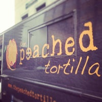 Photo taken at The Peached Tortilla by Evan S. on 1/28/2013