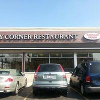 Photo taken at Cozy Corner Restaurant & Pancake House by Javier C. on 4/27/2013
