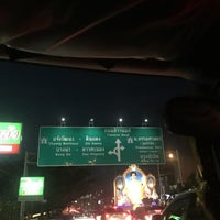 Photo taken at แยกศรีสมาน (Srisaman Intersection) by Amy de on 11/29/2016