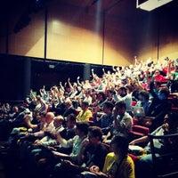 Photo taken at Teatro Galileo by Manrique L. on 6/16/2015