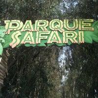 Photo taken at Parque Safari by Juan F. on 2/7/2013