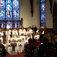 Photo taken at St Mark's Episcopal Church by Karen P. on 12/8/2012