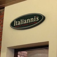 Photo taken at Italianni's Pizza, Pasta & Vino by Carla on 10/13/2012