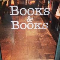 Photo taken at The Café at Books & Books by Jenn on 4/29/2013