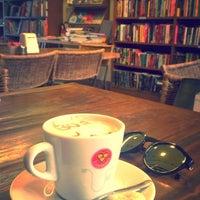 Photo taken at Café Book by Daniel M. on 7/15/2013