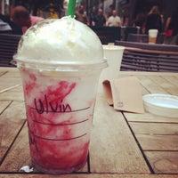 Photo taken at Starbucks by µ∫v¡и †. on 7/27/2013
