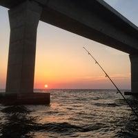 Photo taken at Gulf Breeze, FL by John P. on 8/23/2014