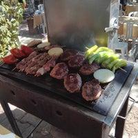 Photo taken at Çamaltı Restaurant by Güray A. on 5/26/2013