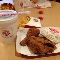 Photo taken at Burger King by Victor S. on 1/30/2014