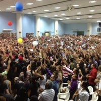Photo taken at Igreja da Paz by João Paulo S. on 12/2/2012