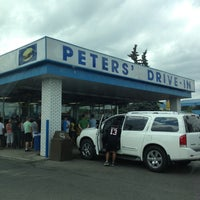 Photo taken at Peters' Drive-In by Feverfew on 7/21/2013