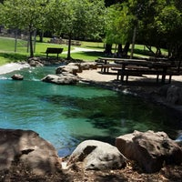 Photo taken at Serra Park by Kayla S. on 6/14/2013