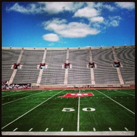 Photo taken at Memorial Stadium by Megan D. on 7/24/2013