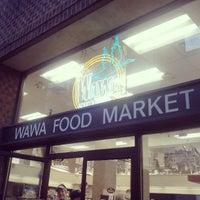 Photo taken at Wawa Food Market #103 by Megan D. on 6/28/2013