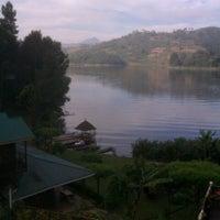 Photo taken at Bunyonyi Overland Resort by David D. on 2/5/2013