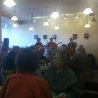 Photo taken at Watermark Books & Cafe by Elizabeth Vanessa H. on 10/19/2012