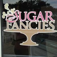 Photo taken at Sugar Fancies by Antonio on 8/3/2013