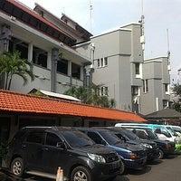 Photo taken at Sekretariat Daerah Kota Surabaya by Alfred L. on 2/11/2014