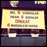 Photo taken at Maçkolik Complex by Murat on 9/21/2013