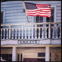 Photo taken at Smileys Schooner Saloon and Hotel by Shawn P. on 4/11/2013