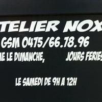 Photo taken at Nox by Sebastien on 7/29/2013