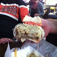 Photo taken at Primanti Bros. by Chad C. on 9/29/2012