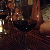 Photo taken at Aroma Kitchen & Wine Bar by Trey L. on 10/6/2012