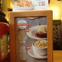 Photo taken at Swiss Chalet by Marija G. on 3/30/2013