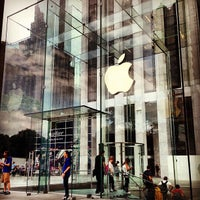 Photo taken at Apple Store, Fifth Avenue by Fahad J. on 6/3/2013