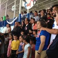 Photo taken at Karagozyan Cocuk Kampı by Idil 👣 on 7/14/2013